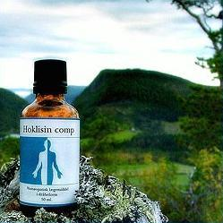 Holistica Hoklisin comp., 50ml.