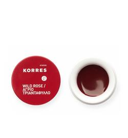 Korres Lip Butter Wild Rose, 6 g