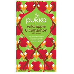 Pukka Wild apple te Ø, 40g.