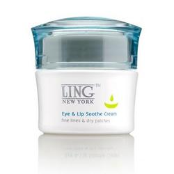 Ling skincare Eye & Lip Soothe Cream, 15ml.