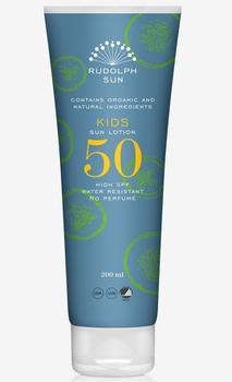 Rudolph care SUN KIDS LOTION SPF 50, 200ml.