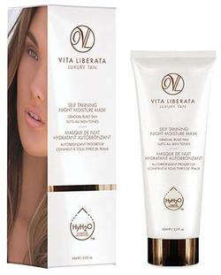 Vita liberata Self Tanning Night Moisture Mask, 65ml.