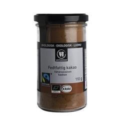 Urtekram Kakao fairtrade 10-12% Ø, 110g.