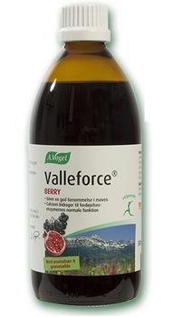 A. Vogel Valleforce Berry, 500ml.