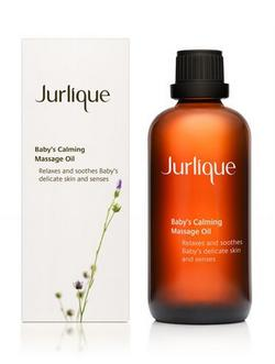 Jurlique Baby's Calming Massage Oil, 100ml.