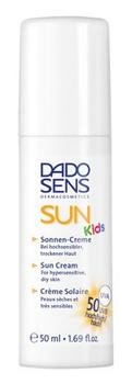 DADO SENS Sun Cream Kids SPF 50, 50ml.