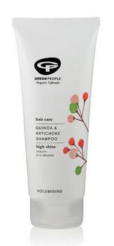 Greenpeople Shampoo artichoke & quinoa, 200ml.