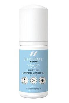 ShaveSafe Barberskum Sensitiv hud , 100ml.
