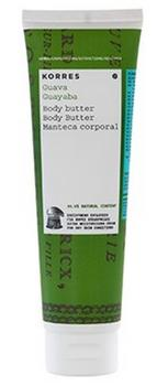 Korres Body Butter, Guava, 125ml.