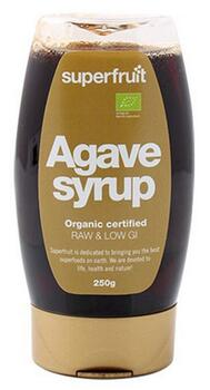 Agave sirup raw Ø Superfruit, 250g.