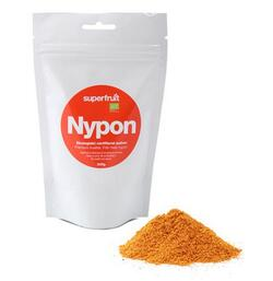 Nypon pulver Ø Superfruit, 200g.