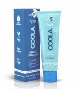 COOLA Face SPF 30 Duftfri, 50ml.