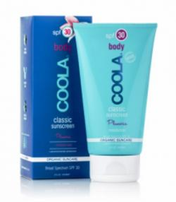 COOLA Body SPF 30 Plumeria, 148ml.