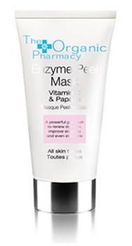The Organic Pharmacy Enzyme Peel Mask with Vitamin C & Papaya, 40ml.