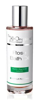 The Organic Pharmacy Rose Bath Oil, 100ml.
