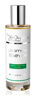 The Organic Pharmacy Jasmine Bath Oil, 100ml.