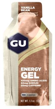 GU Energy Gel Vanilla Bean, 1stk.