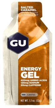 GU Energy Gel Salted Caramel, 1stk