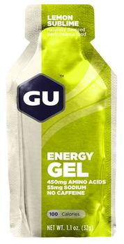 GU Energy Gel Lemon Sublime, 1stk.