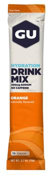 GU Energy Hydration Drink Mix Orange Stick, 1stk.