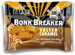 Bonk Breaker Energy Bar Salted Caramel, 1stk.