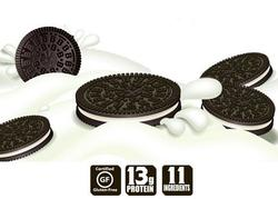 Bonk Breaker Protein Bar Cookies & Cream, 12stk.