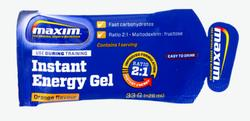 Maxim Energy Gel Orange, 25x33g.