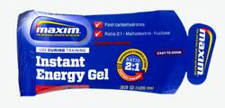 Maxim Energy Gel Strawberry, 25x33g.