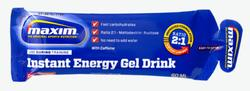 Maxim Gel Drink Cola w. caffeine, 25x60ml.