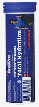 Maxim Active Hydration Orange, 12x100g.(10 tabs)