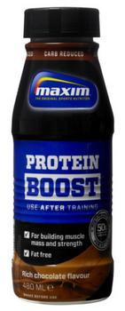 Maxim Protein Boost Chocolate, 12x480ml.
