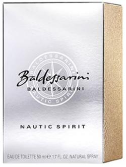 Baldessarini Nautic Spirit EDT, 50ml.