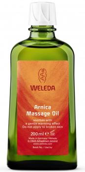 Weleda Arnika Massageolie 200ml.