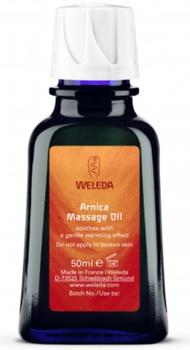 Weleda Arnika Massageolie 50ml.