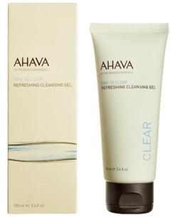 Ahava Refreshing cleansing gel, 100ml.