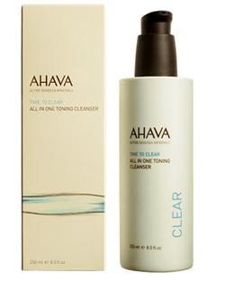 Ahava All in one toning cleanser, 250ml.