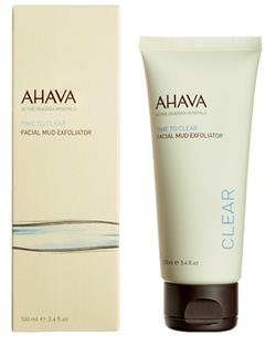 Ahava Facial mud exfoliator, 100ml.
