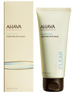 Ahava Purifying mud mask, 125ml.