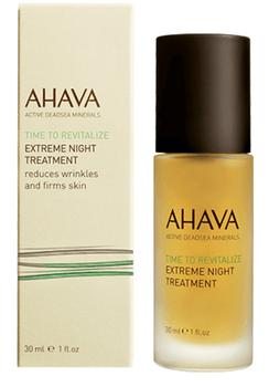 Ahava Extreme night treatment, 30ml.