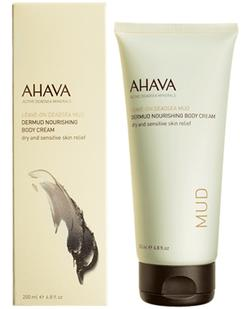 Ahava Dermud nourishing body cream, 200ml.