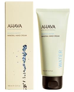 Ahava Mineral hand cream, 100ml.