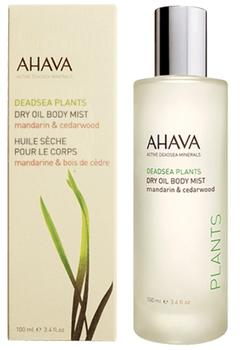 Ahava Dry oil body mist, 100ml.