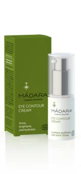 MÁDARA Eye Contour Cream, 15ml.