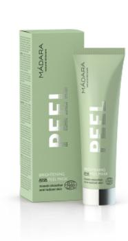 MÁDARA Brightening Aha Peel Mask, 60ml.