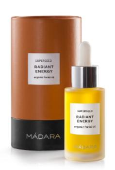 MÁDARA Radiant Energy Oil, 30ml.