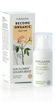 MÁDARA Sunflower Tinting Fluid, 15ml.