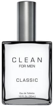CLEAN Men Classic Edt, 30ml.