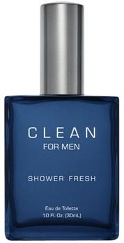 CLEAN Shower Fresh for Men Edt, 30ml.