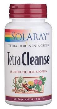 Solaray TetraCleanse, 60kap.