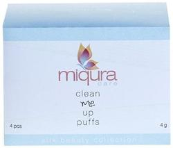 Miqura Care Clean me up puffs